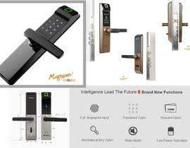 nº 1 pour Build a Product Brochure for Electronic Lock par ArgysDesign