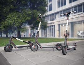 #17 for Rendering Electric Scooter with City Background (All Models with v-ray provided./ all file ready to go) af tunahankaraman