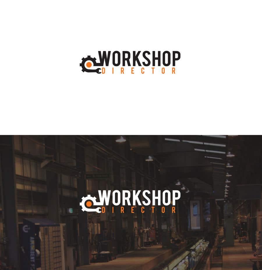 Contest Entry #82 for Workshop Director - Logo design