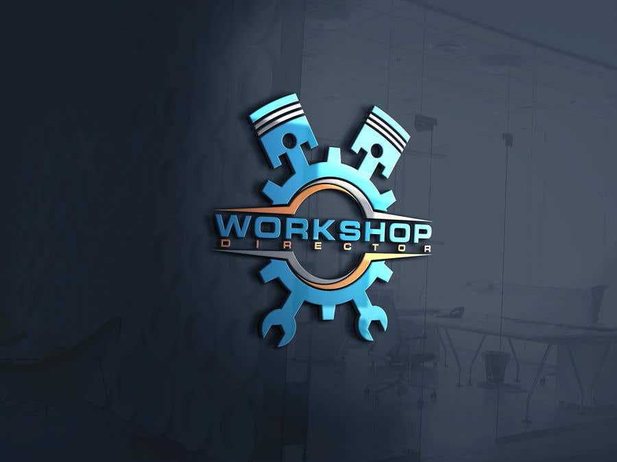 Contest Entry #129 for Workshop Director - Logo design