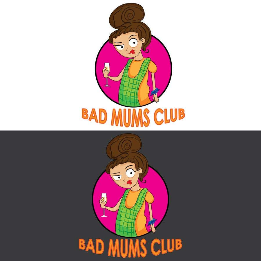 Contest Entry #91 for Bad Mums Club
