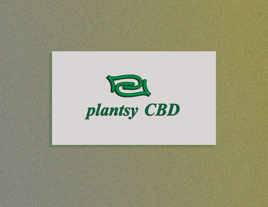 Penyertaan Peraduan #33 untuk PlantsyCBD  LOGO + Package Labeling