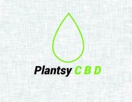 Nro 7 kilpailuun PlantsyCBD  LOGO + Package Labeling käyttäjältä faysalrahman2000