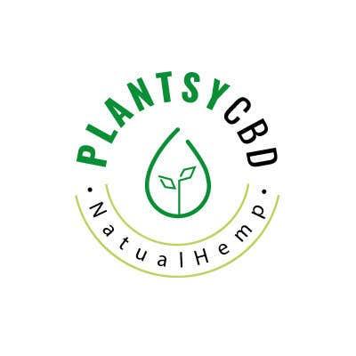 Penyertaan Peraduan #27 untuk PlantsyCBD  LOGO + Package Labeling