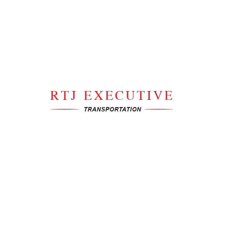 "Конкурсная заявка №10 для I need a logo for my limo company. We use SUVs (Yukon XLs and Suburbans) Our company name is ""RTJ Executive Transportation"" We are a black tie car service."
