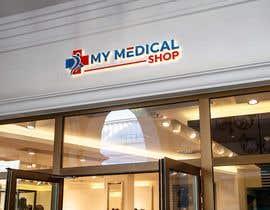 #42 pentru Create a Logo for E-commerce website - My Medical Shop de către alendesign2222