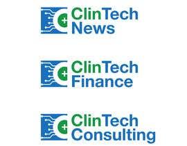 #159 for Logo Design for Clinical Technolgy News Service by RiyadHossain137