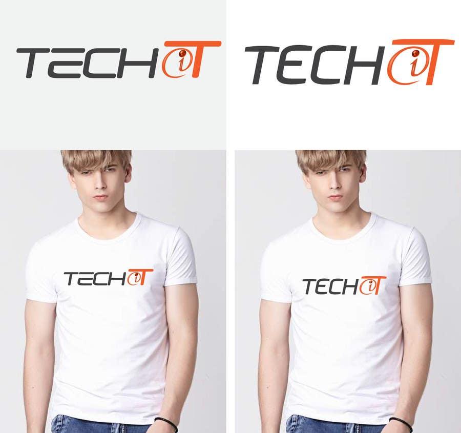 Konkurrenceindlæg #                                        80                                      for                                         Logo Design for a TECH IT Company