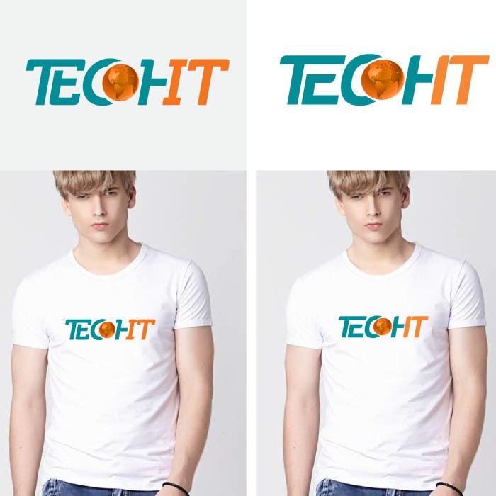 Konkurrenceindlæg #                                        116                                      for                                         Logo Design for a TECH IT Company