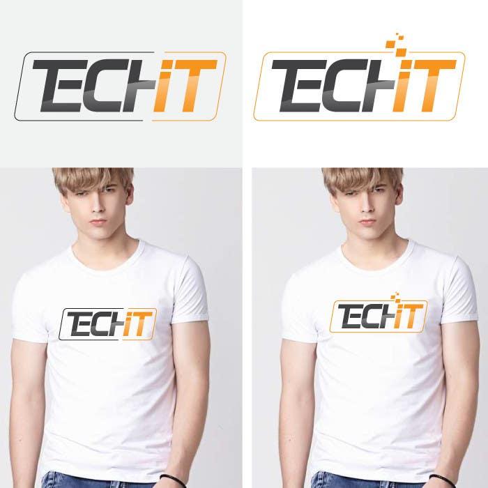 Konkurrenceindlæg #                                        149                                      for                                         Logo Design for a TECH IT Company