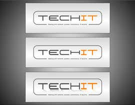 #36 para Logo Design for a TECH IT Company por Remon1199