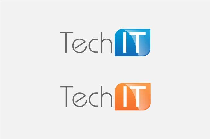 Inscrição nº                                         131                                      do Concurso para                                         Logo Design for a TECH IT Company