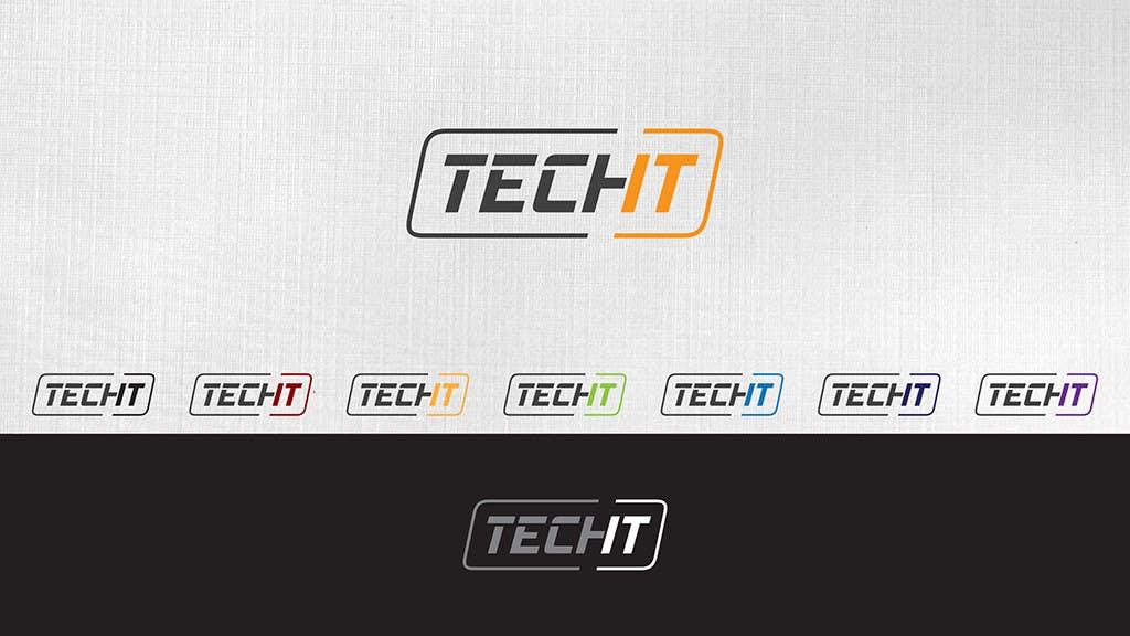 Inscrição nº                                         64                                      do Concurso para                                         Logo Design for a TECH IT Company