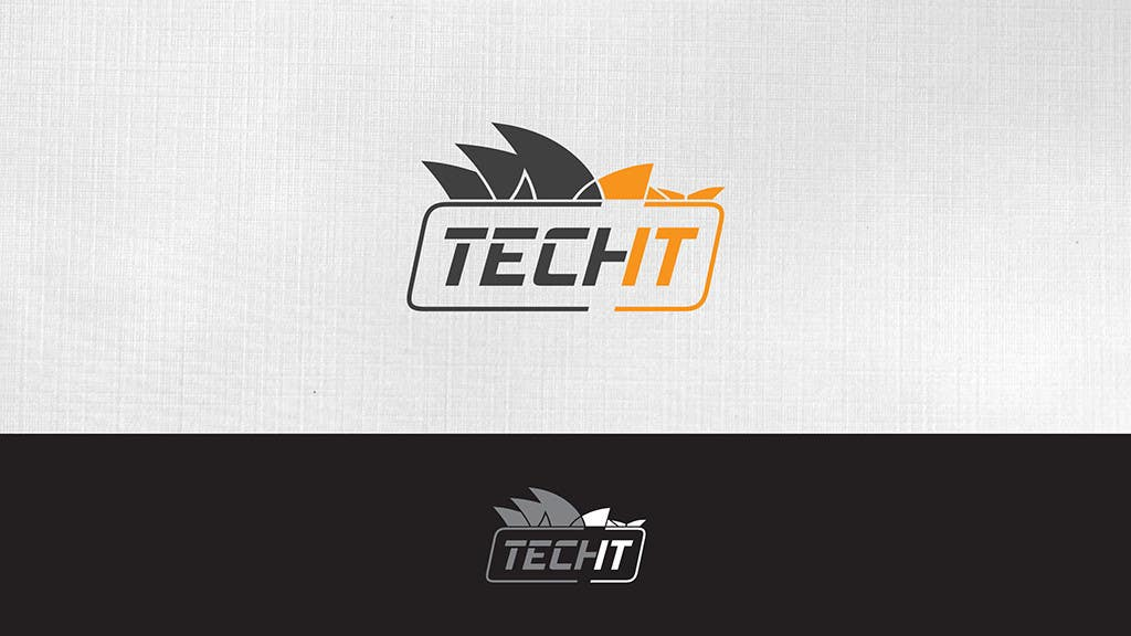 Konkurrenceindlæg #                                        138                                      for                                         Logo Design for a TECH IT Company