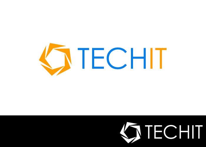 Inscrição nº                                         45                                      do Concurso para                                         Logo Design for a TECH IT Company
