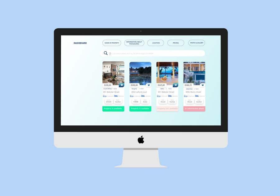 Penyertaan Peraduan #5 untuk Website Design & Layout - 2 Page Design