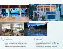 #6 untuk Website Design & Layout - 2 Page Design oleh omarserhani97