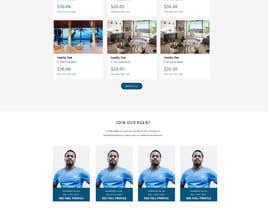 #9 untuk Website Design & Layout - 2 Page Design oleh mohammadmusaddek