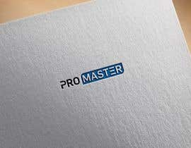 #150 para Logo design for PRO MASTER de mannangraphic
