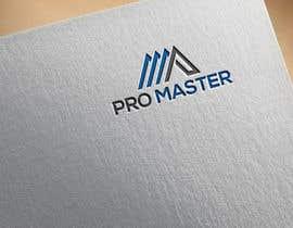 #145 untuk Logo design for PRO MASTER oleh sayedbh51