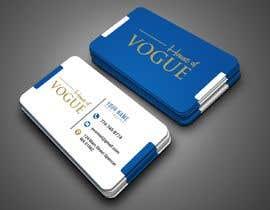 #202 para Design a business card por rasuchowdhury66