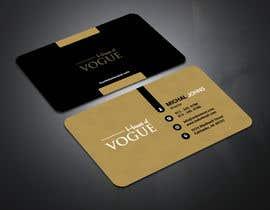 #230 untuk Design a business card oleh hkayum1000