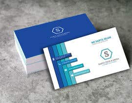 #306 para Design a business card de saydulislam730