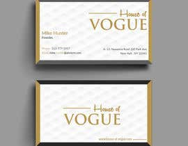 #258 for Design a business card by Alimkhan2