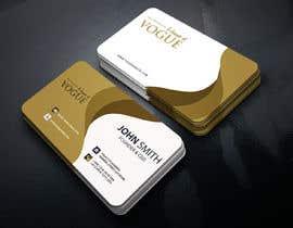#195 para Design a business card por designermahfuz