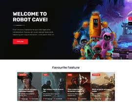 Nro 11 kilpailuun Make a design for a responsive website käyttäjältä dreamplaner