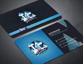 #83 para design a business card por comet69