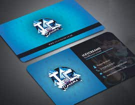 #84 for design a business card by comet69