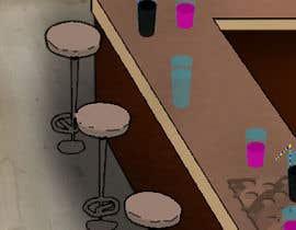 #29 untuk Stylised bar design oleh dadecamponogara