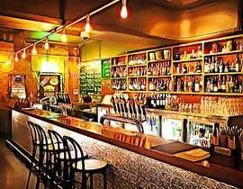 #32 for Stylised bar design af tushartufan