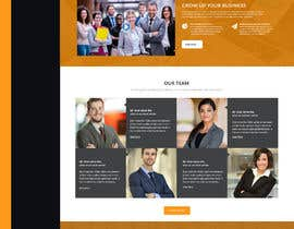nº 40 pour Website for Consulting company par amrapalikamble