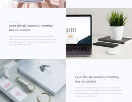 nº 21 pour Website for Consulting company par safiur925