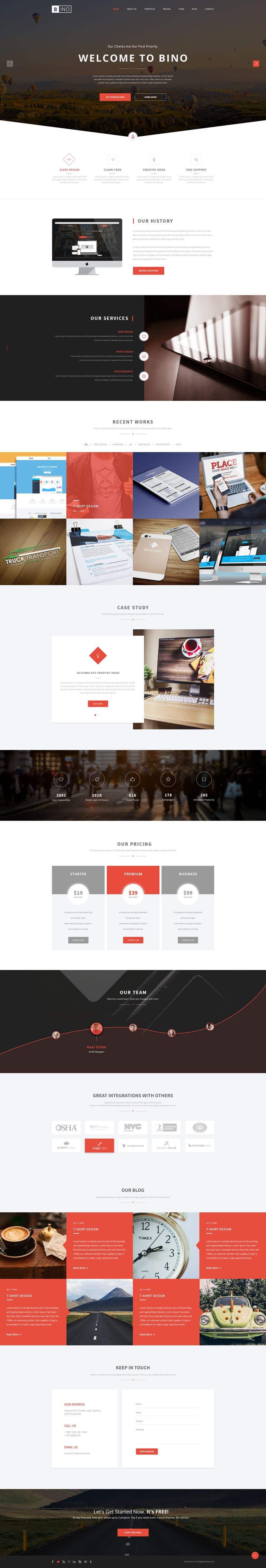 Kilpailutyö #6 kilpailussa Website Design Company Website Needed...haha