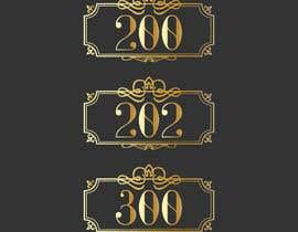 Nro 131 kilpailuun Logo for hotel rooms' numbers käyttäjältä lavinajain