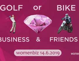 anikhasanbappy tarafından Design Logo Golf or Bike Event için no 85