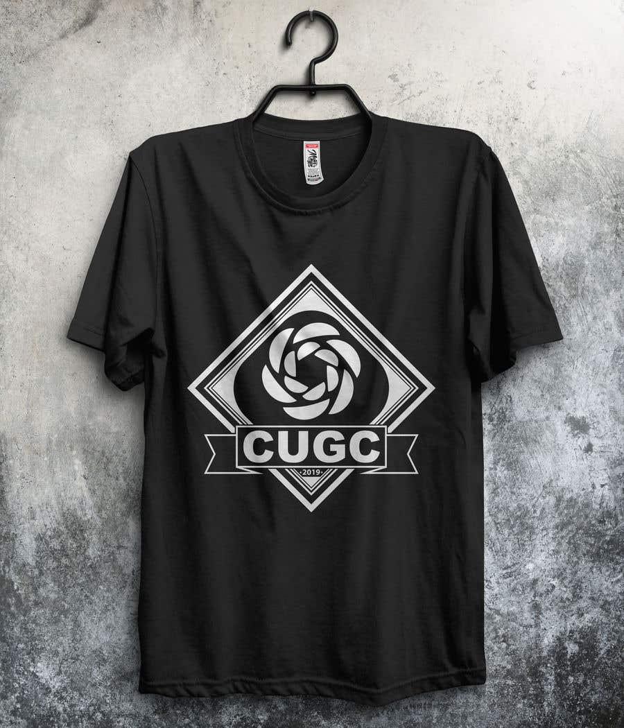 Kilpailutyö #77 kilpailussa Create a new  design for CUGC tshirt