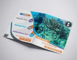 #10 для Bi-fold Flyer for tourist sea activities от Asrigel