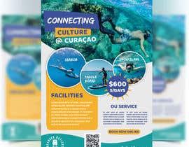 #2 для Bi-fold Flyer for tourist sea activities от creativesjnctn
