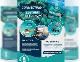 #15 для Bi-fold Flyer for tourist sea activities от creativesjnctn
