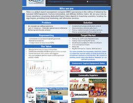 #73 for Marketing Poster 18x24 by blphotoeditor