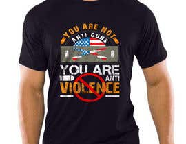 #176 for Anti Violence T-shirt design af hasembd