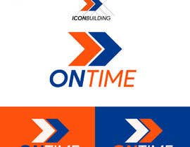 Nro 54 kilpailuun App design work,  from logo icon TO UI  Name for logo and app is (On Time) käyttäjältä f9arts
