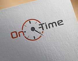Nro 26 kilpailuun App design work,  from logo icon TO UI  Name for logo and app is (On Time) käyttäjältä aktherafsana513