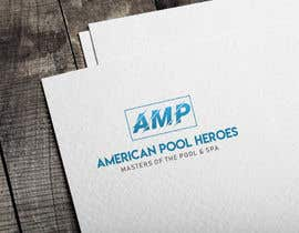 #447 for Swimming Pool Company Logo by aymanetmy