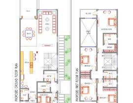#14 for Change the Layout of a 4 bedroom house by stararchitect