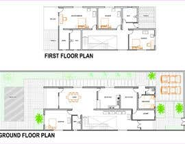 #22 for Change the Layout of a 4 bedroom house by arifuzzaman03